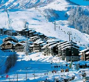 Séjour de ski, Valmorel